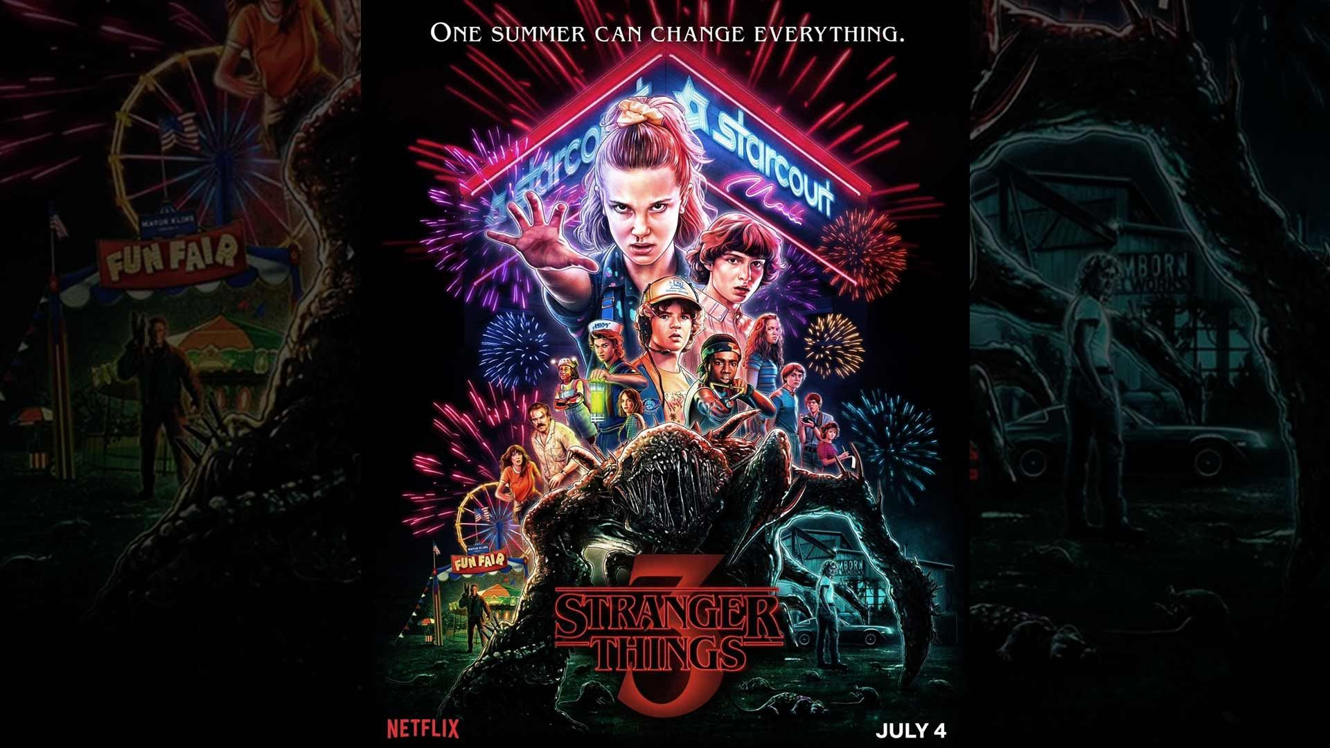 Stranger Things Poster Reveals An Unexpected Character May Be