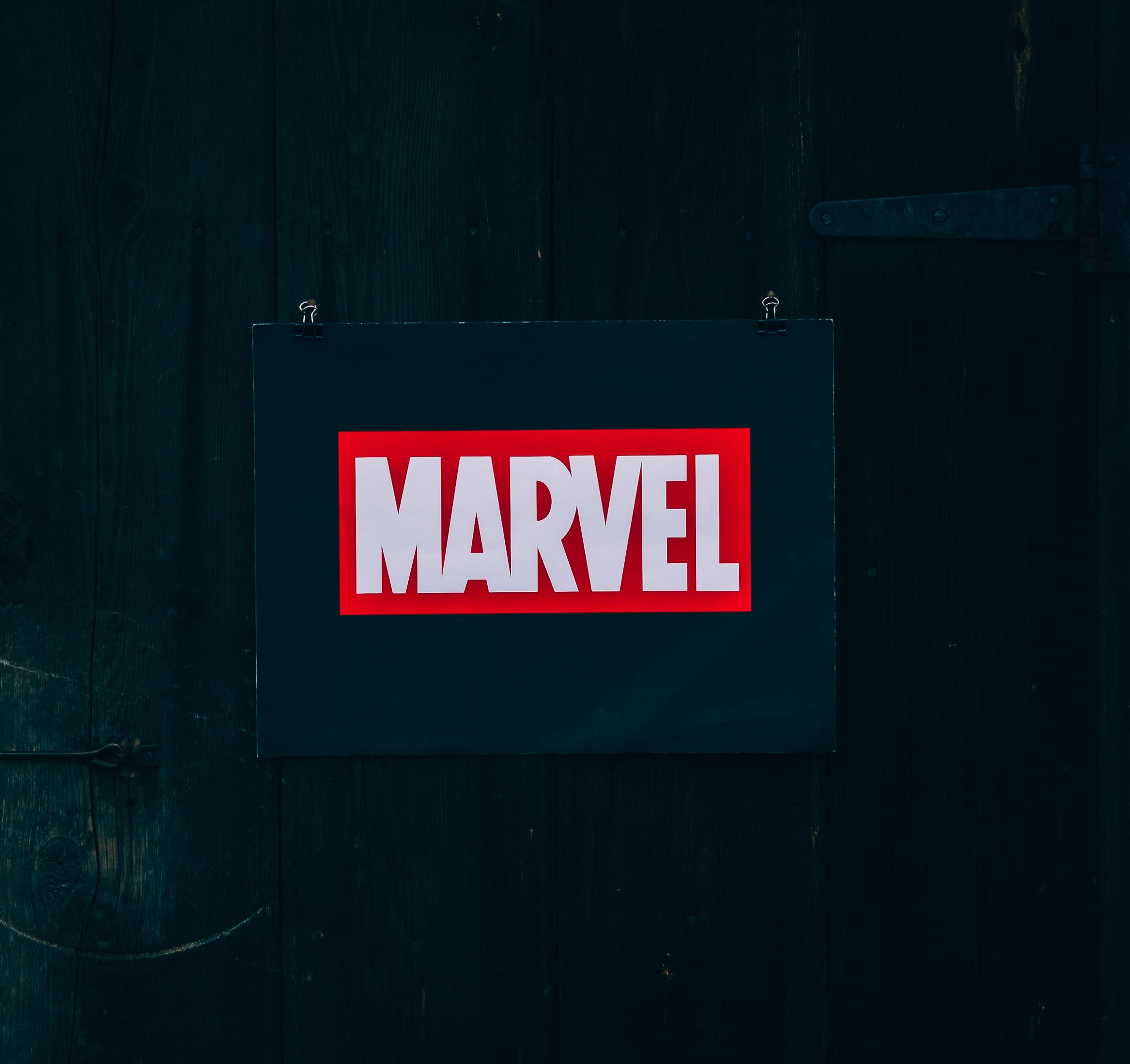 Marvel Sign