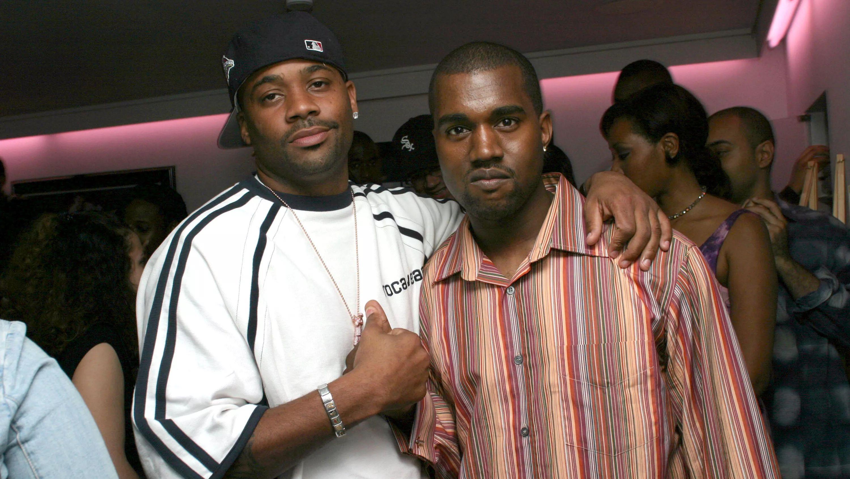 Kanye West Gets Wyoming Visit From Damon Dash Fans Beg Hip Hop Mogul To Get Him Help