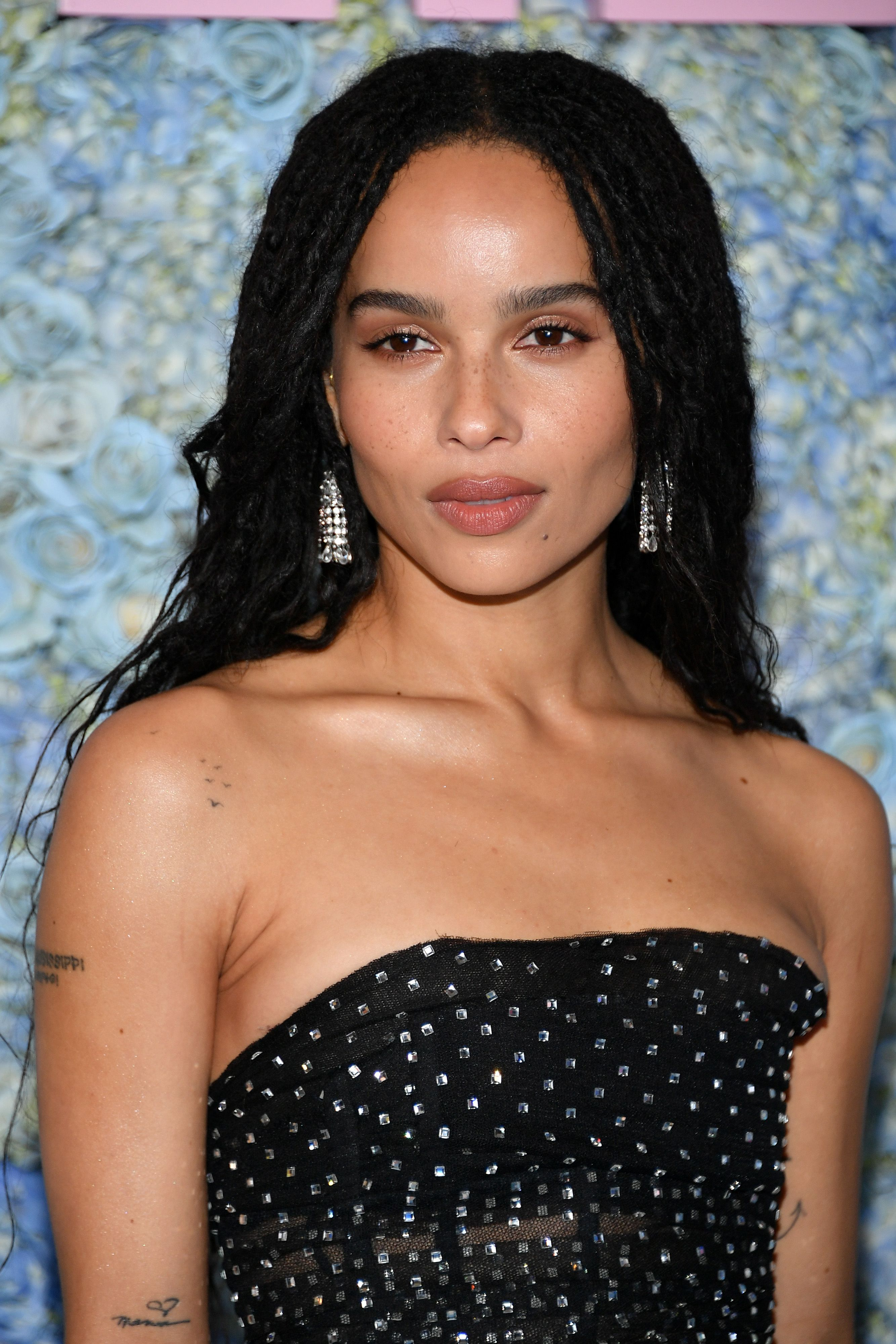 Fans Are Getting Excited To See Zoe Kravitz As Catwoman