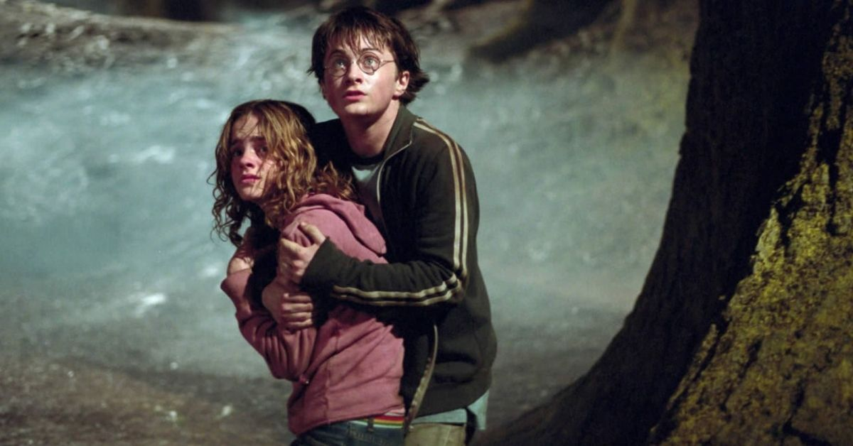 10+ 'Harry Potter And The Prisoner Of Azkaban' Behind-The-Scenes ...