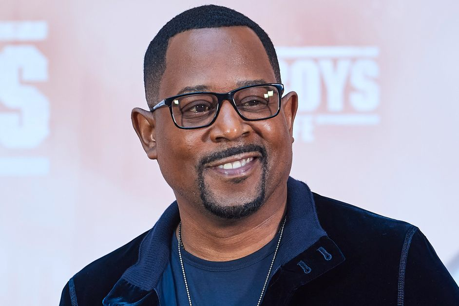Martin Lawrence attends an event.