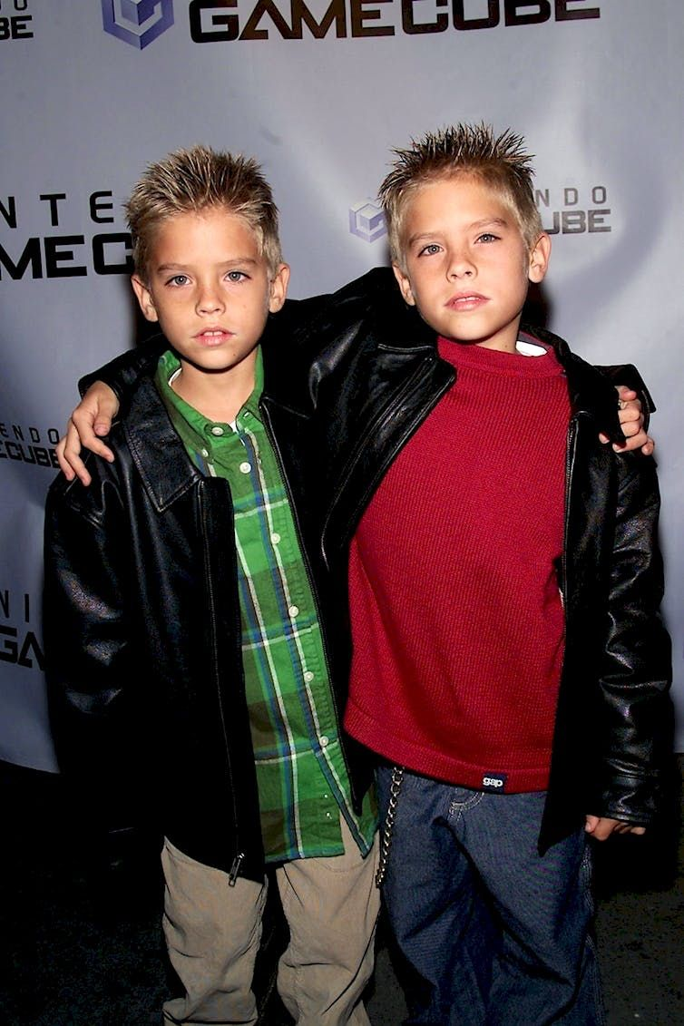 The Kid From Big Daddy And Friends Looks Completely