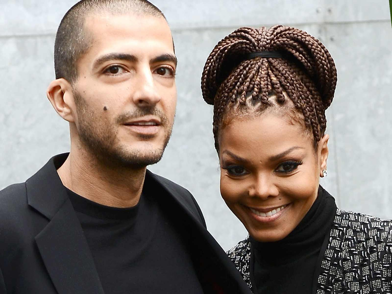 Janet Jackson Custody War Launched After Ex-Husband Wouldn't