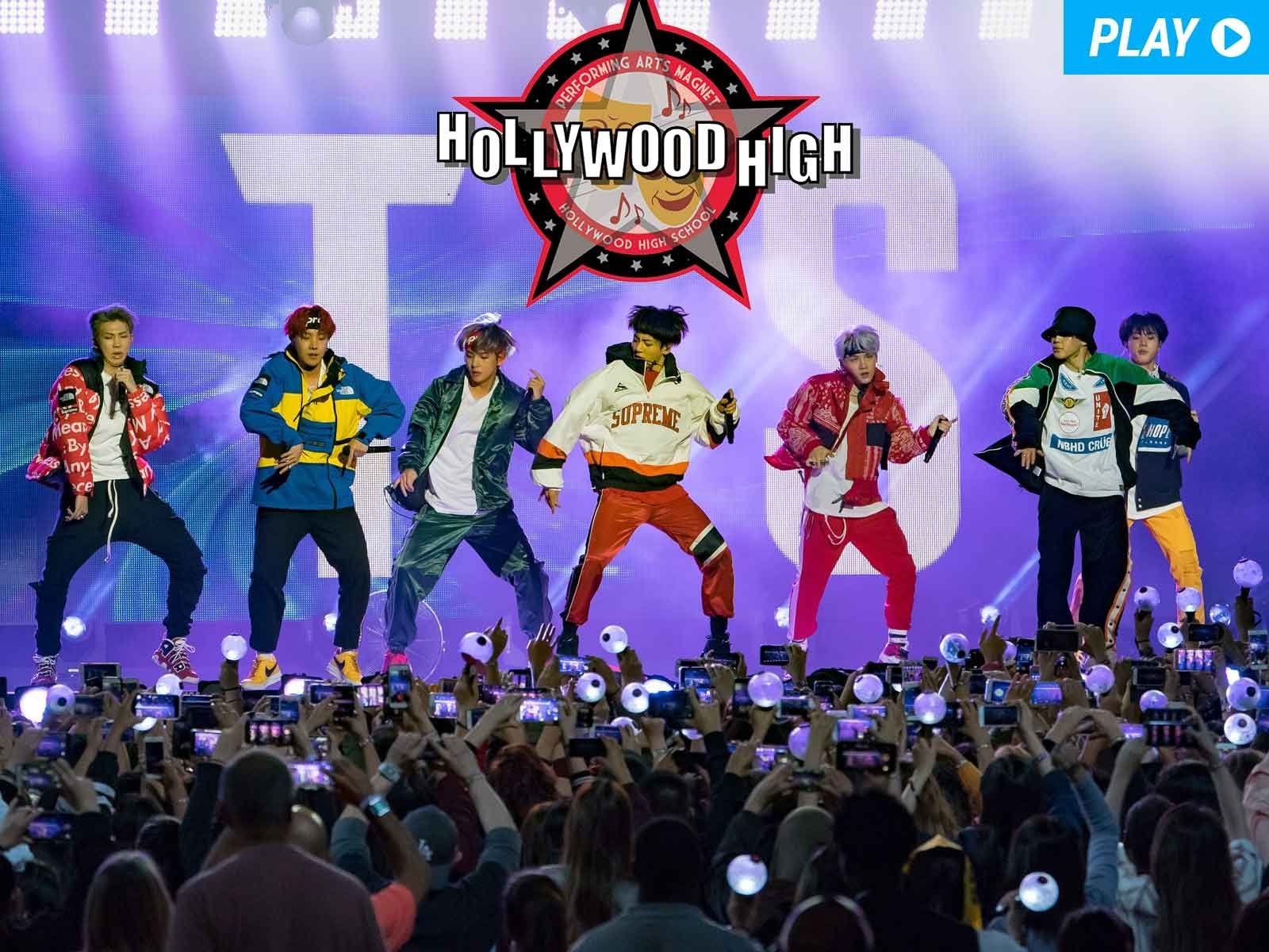BTS Concert Causes High School Students To Ditch Class