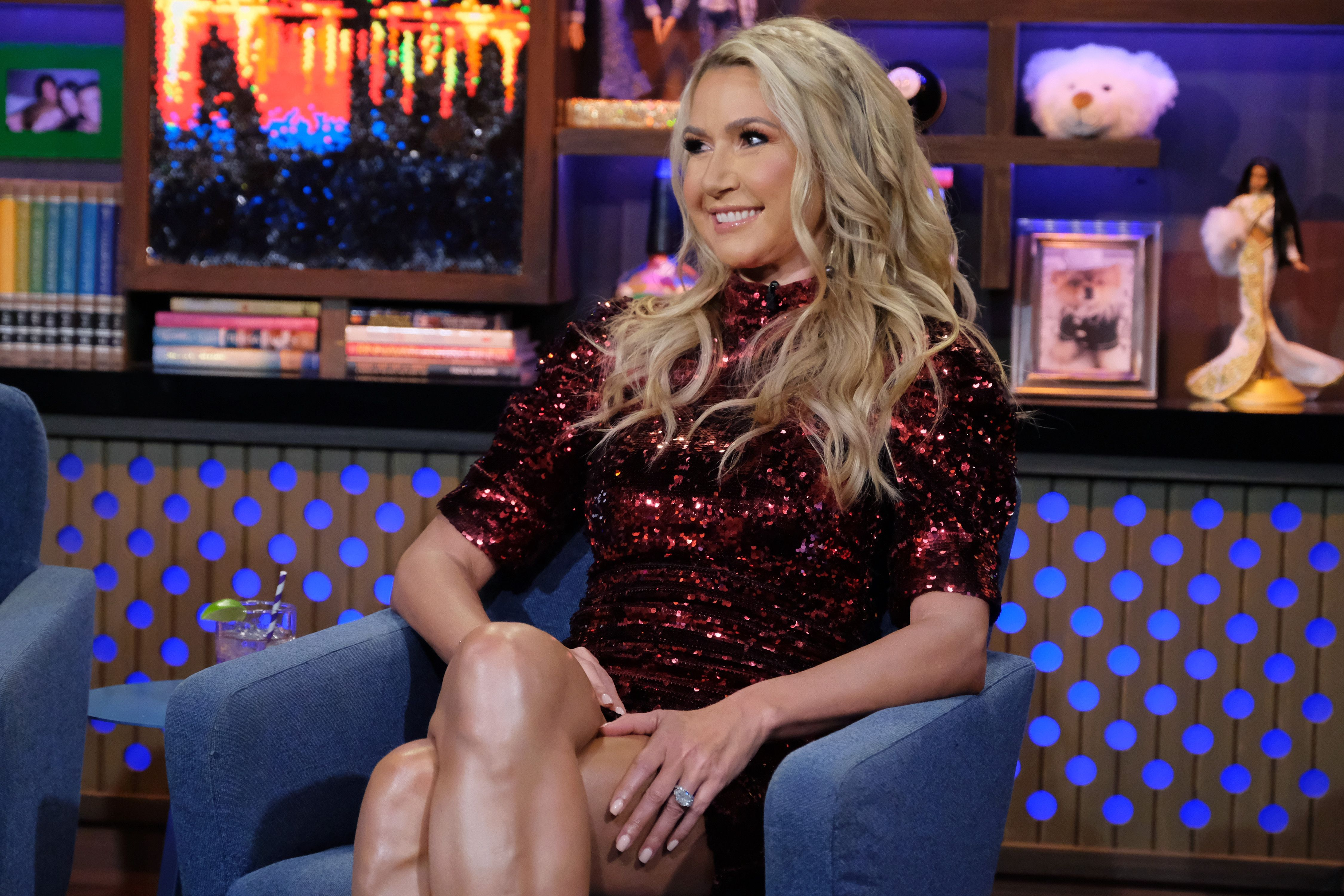 Kary Brittingham on Watch What Happens Live