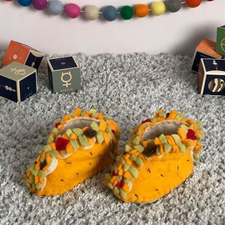 Baby Taco Booties Are Here To Get The