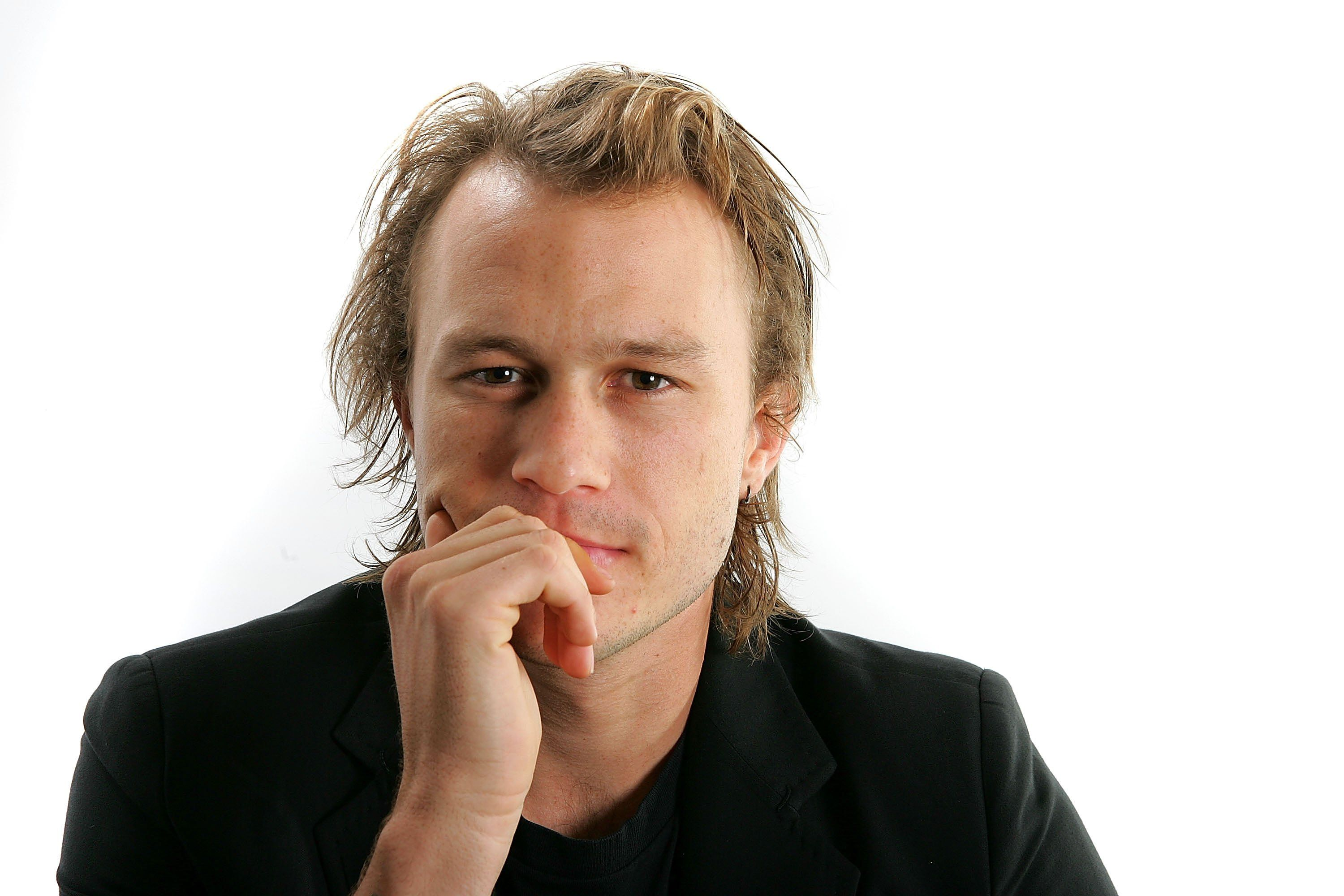 "Heath Ledger refused to present at the 79th annual Academy Awards because he didn't want to condone jokes about the 2006 movie ""Brokeback Mountain."""