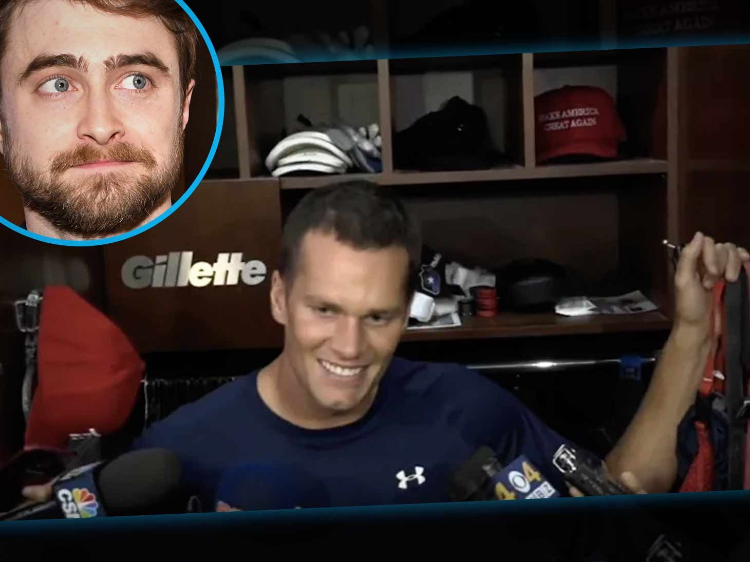 a1cf4b87 Harry Potter Hates the New England Patriots, Wants Them to Lose ...