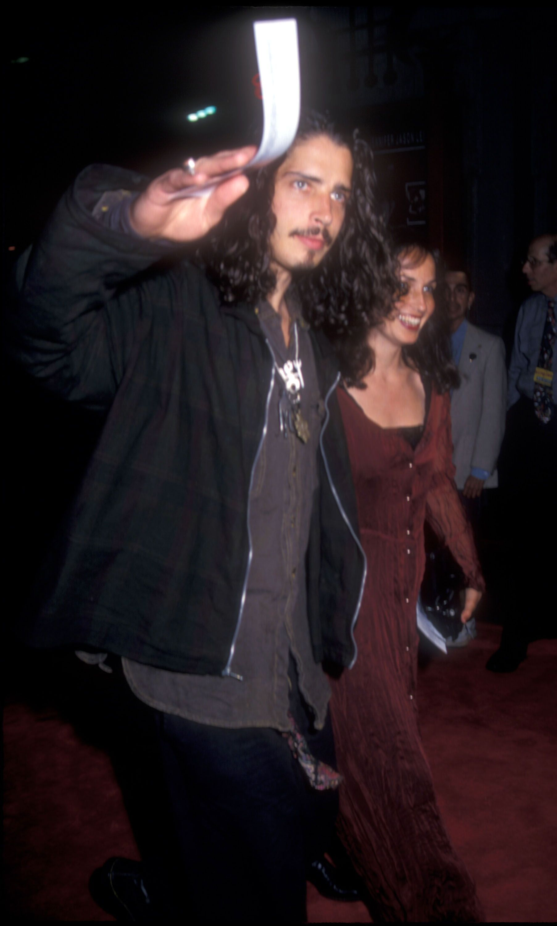 Chris Cornell's Widow and Ex-Wife Battling Over His $20