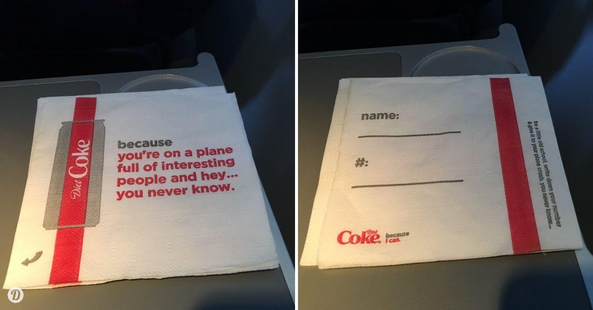creepy diet coke commercials?