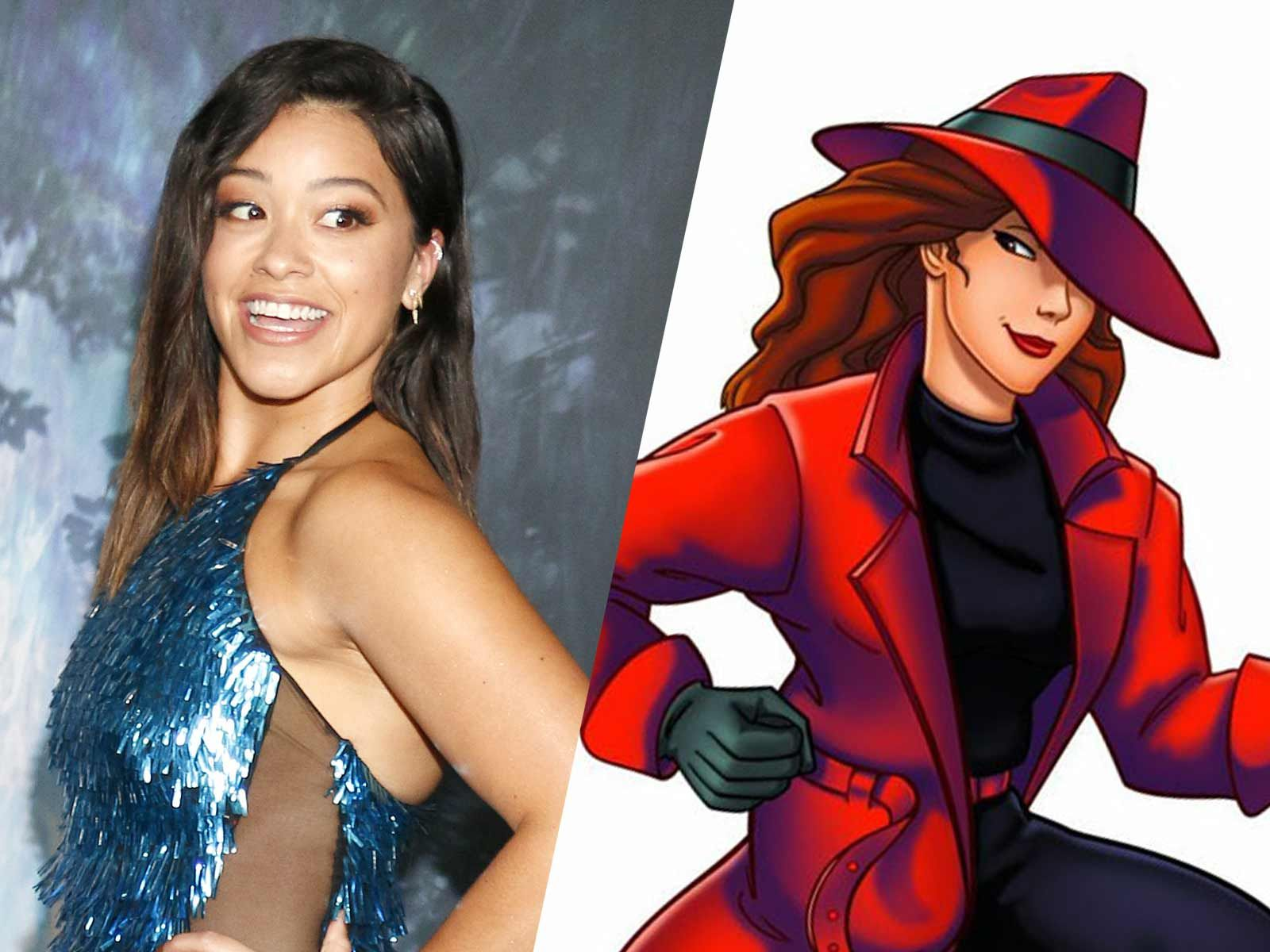 Gina Rodriguez Is Starring as Carmen Sandiego in Live-Action