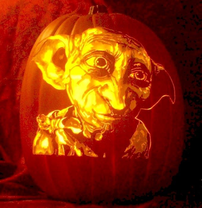 16 Pop Culture Pumpkins That Will Have You Desperate To
