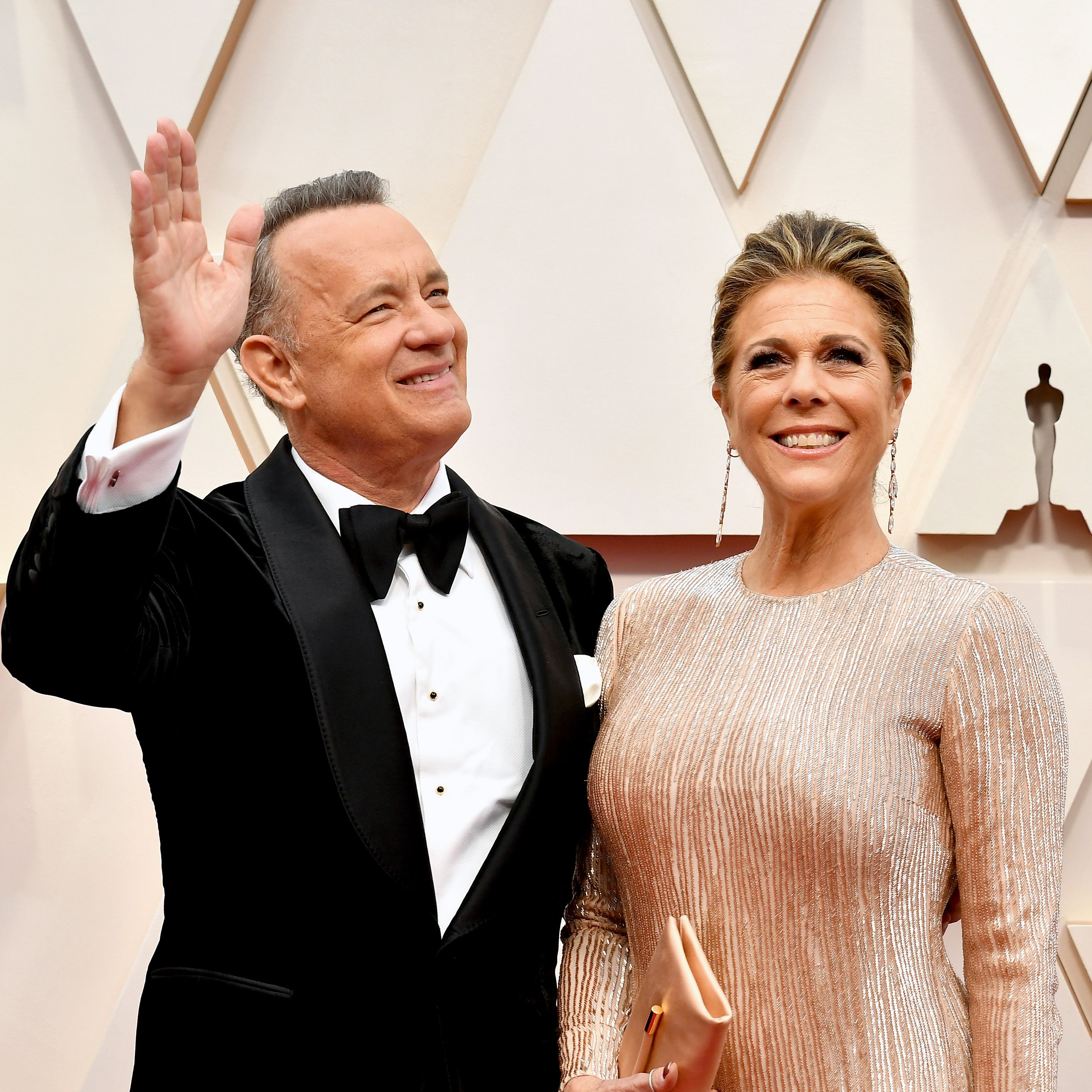 Tom Hanks and Rita Wilson are fine now after going through the coronavirus.