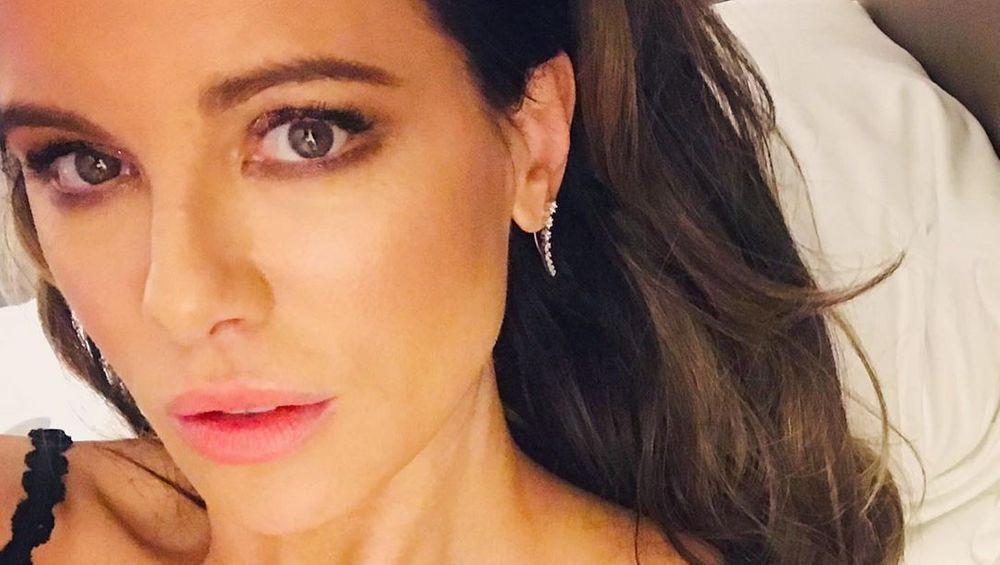 Kate Beckinsale close up