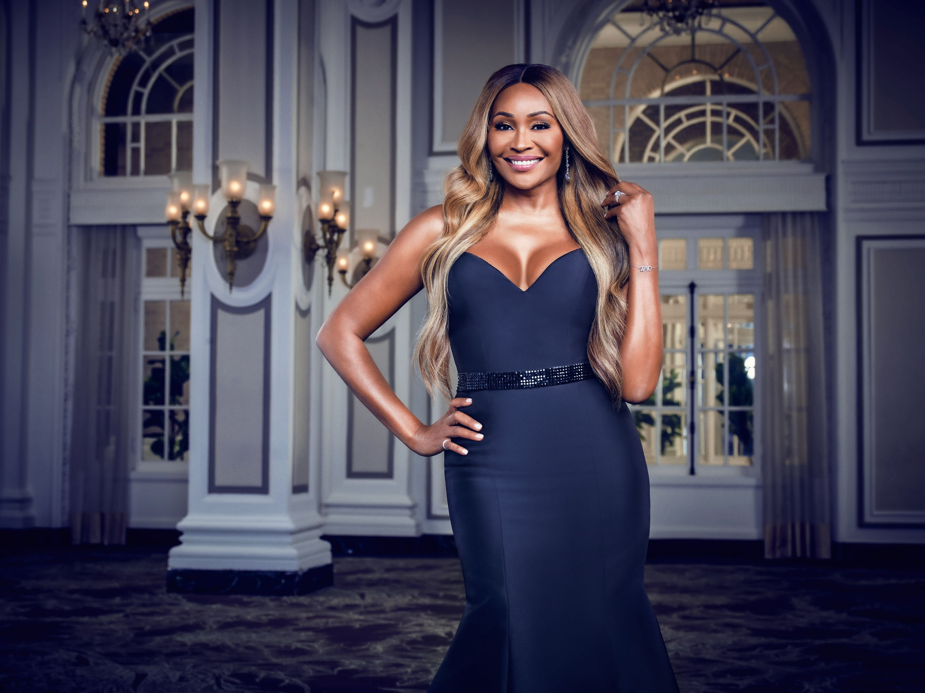 Cynthia Bailey's 'Real Housewives' promo
