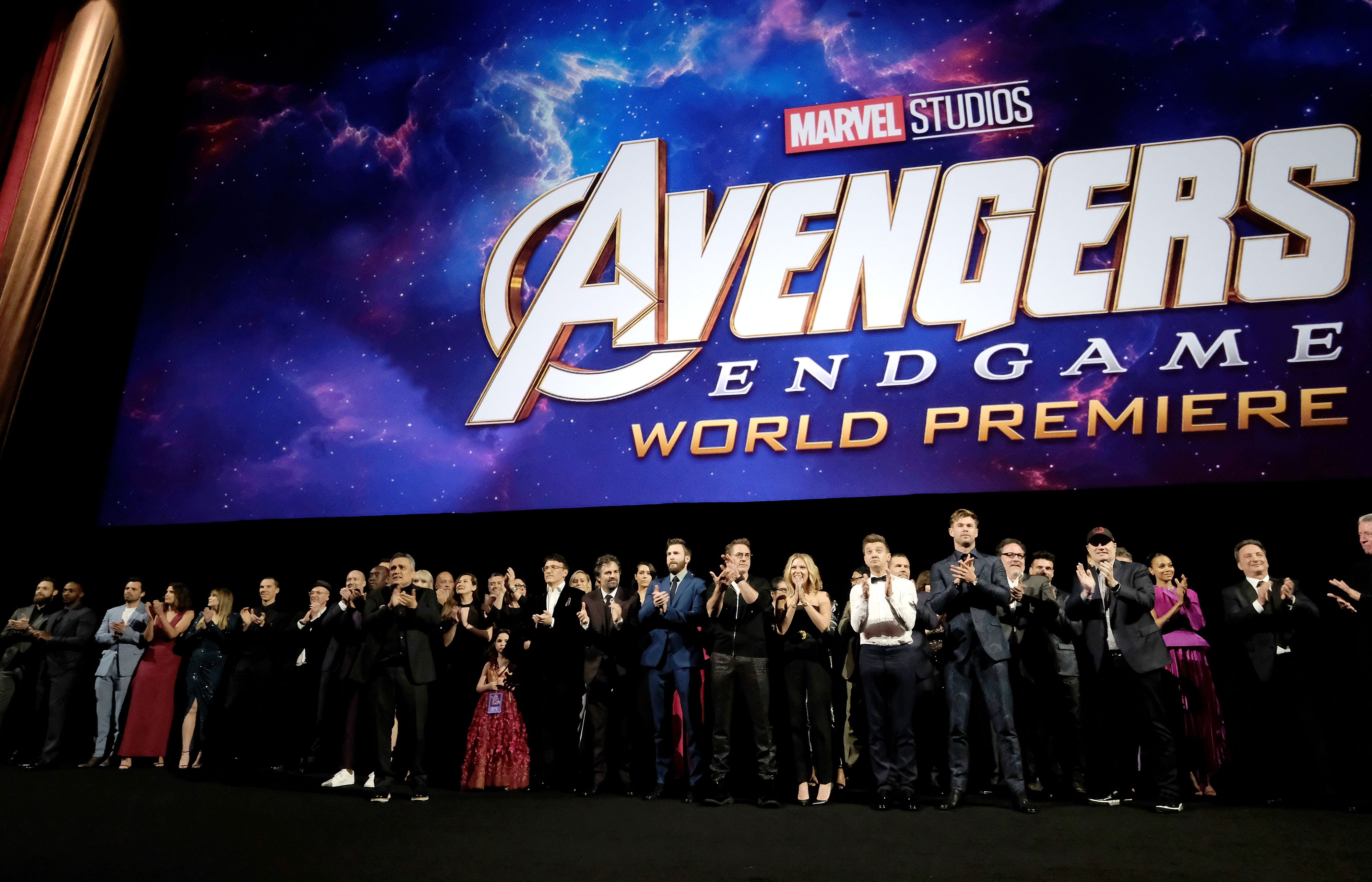'Avengers Endgame' World Premiere