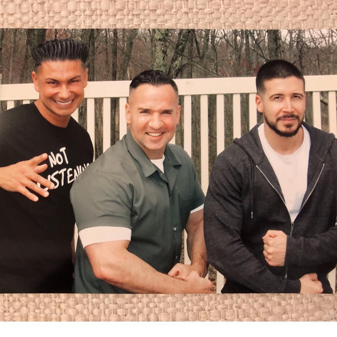 Mike 'The Situation' Sorrentinos' Castmates Welcome Him Home