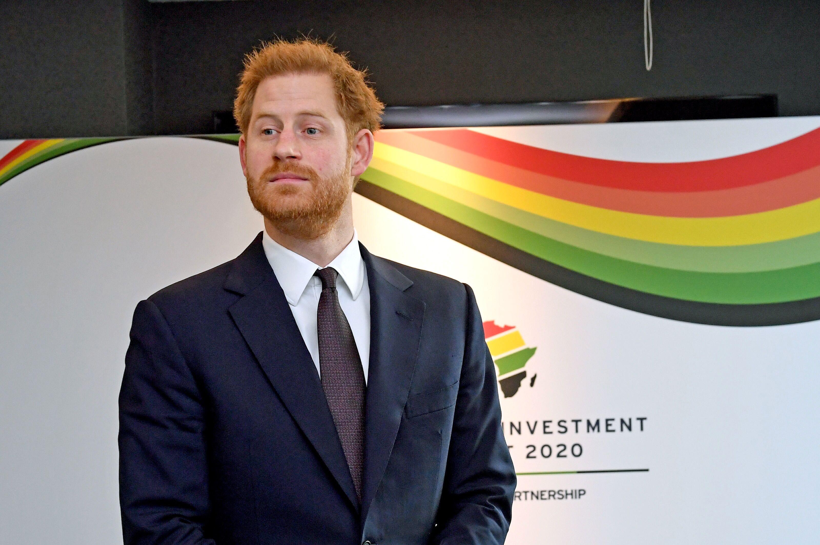 Prince Harry photo