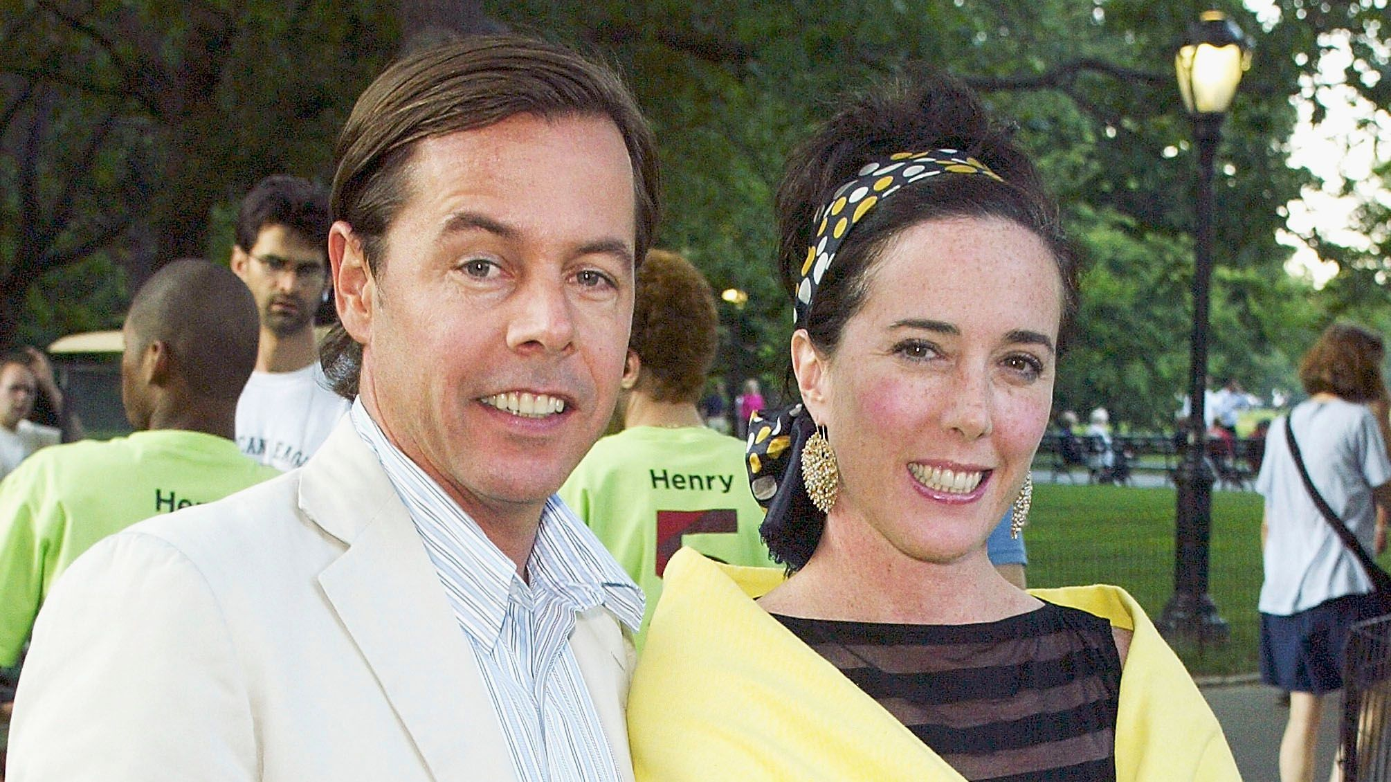 Kate Spade S Widower Shares Rare Photo Of Daughter On Late Fashion Designer S Birthday