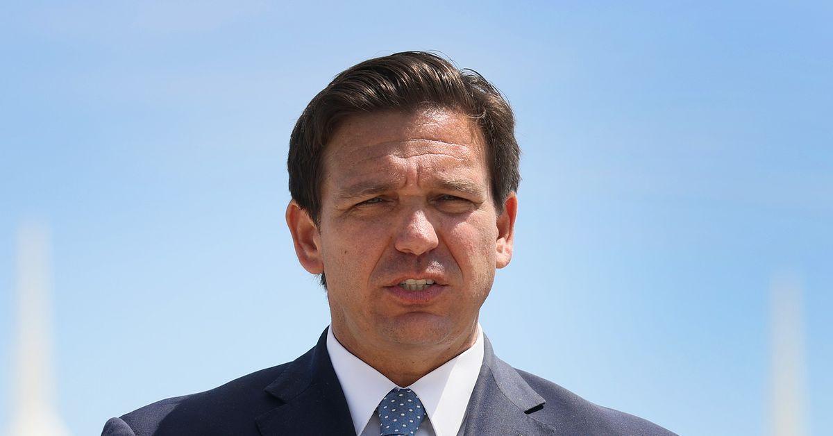 Ron DeSantis Blames President Biden For 'Catastrophe' At Southern Border