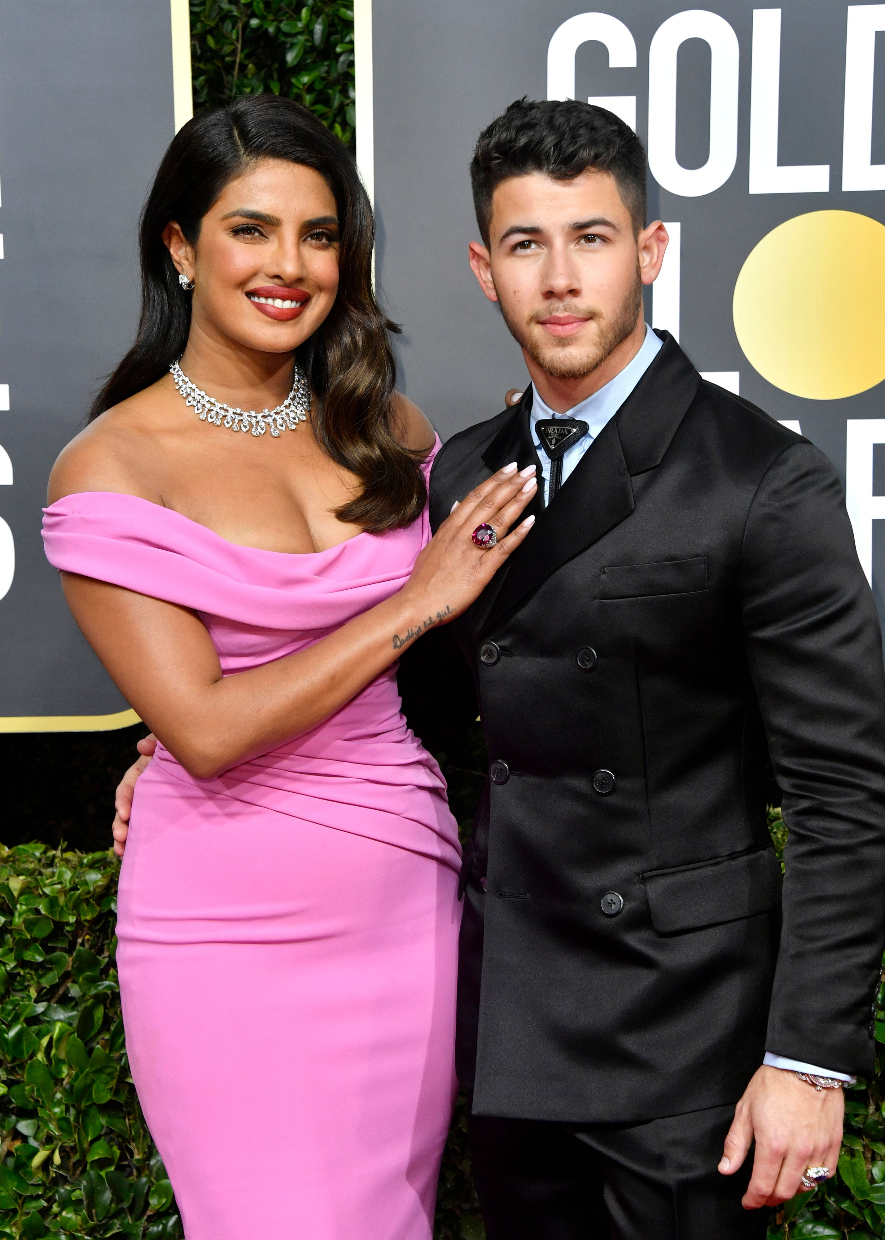 Nick Jonas Gushes About Wife Priyanka Chopra After Obvious