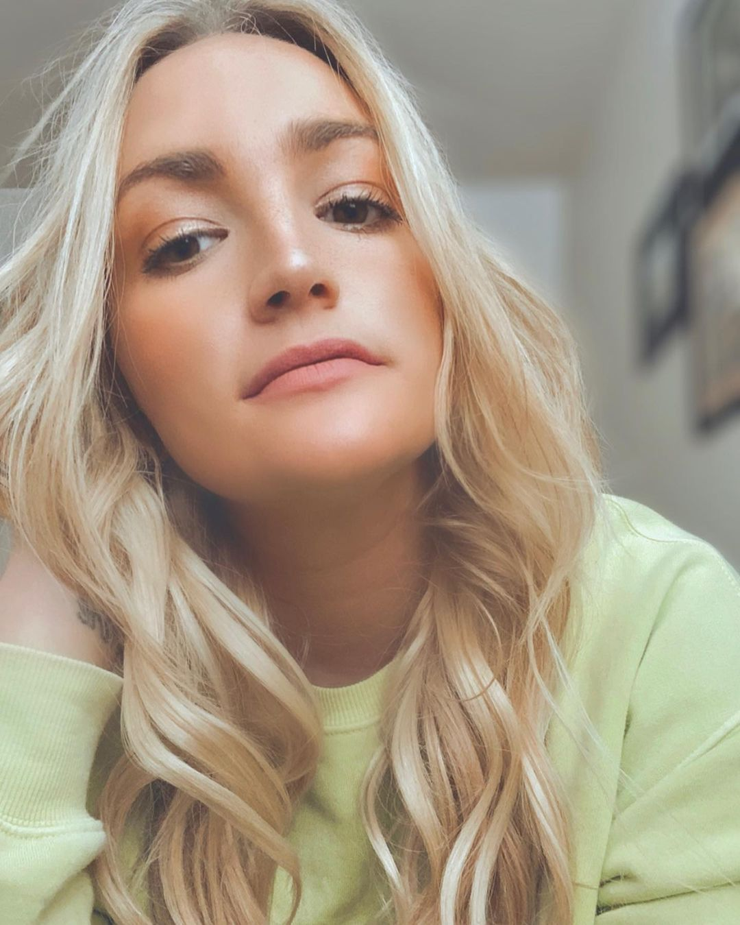 Jamie Lynn Spears close up