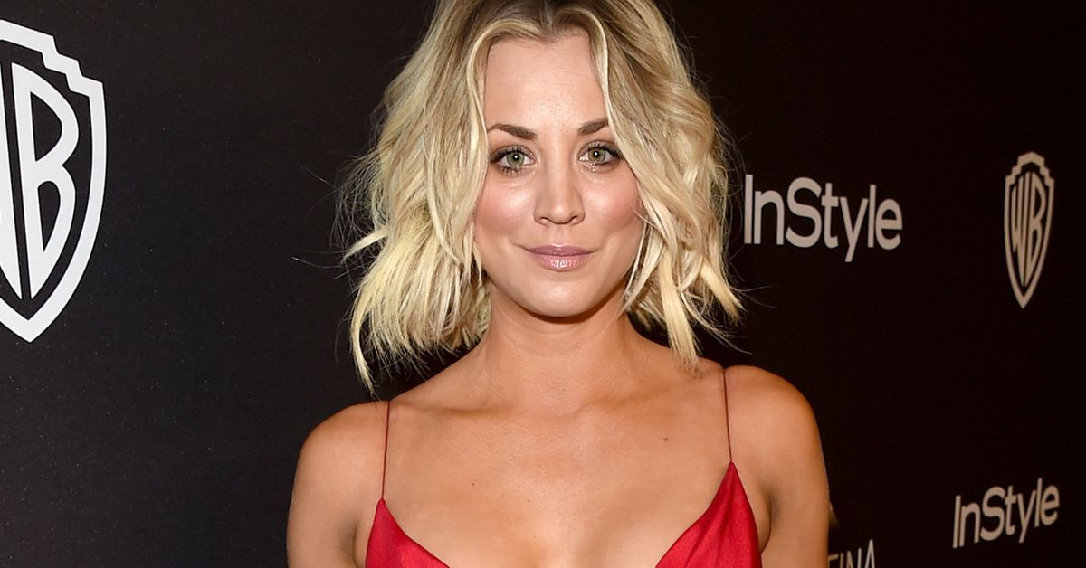 Kaley Cuoco Shows Off Weekend Workout One-Piece She Calls 'Cute'
