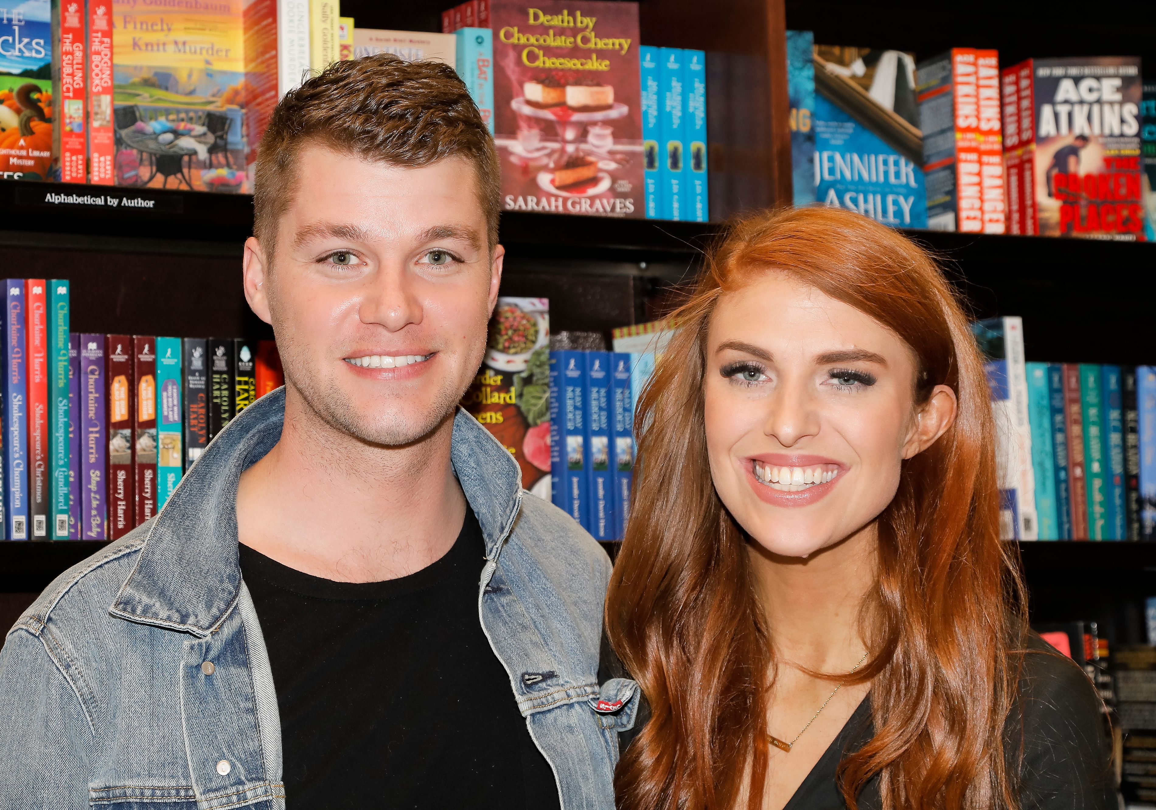 """<img src=""""jeremyandaudrey.png"""" alt=""""Jeremy and Audrey Roloff standing in a bookstore"""">"""