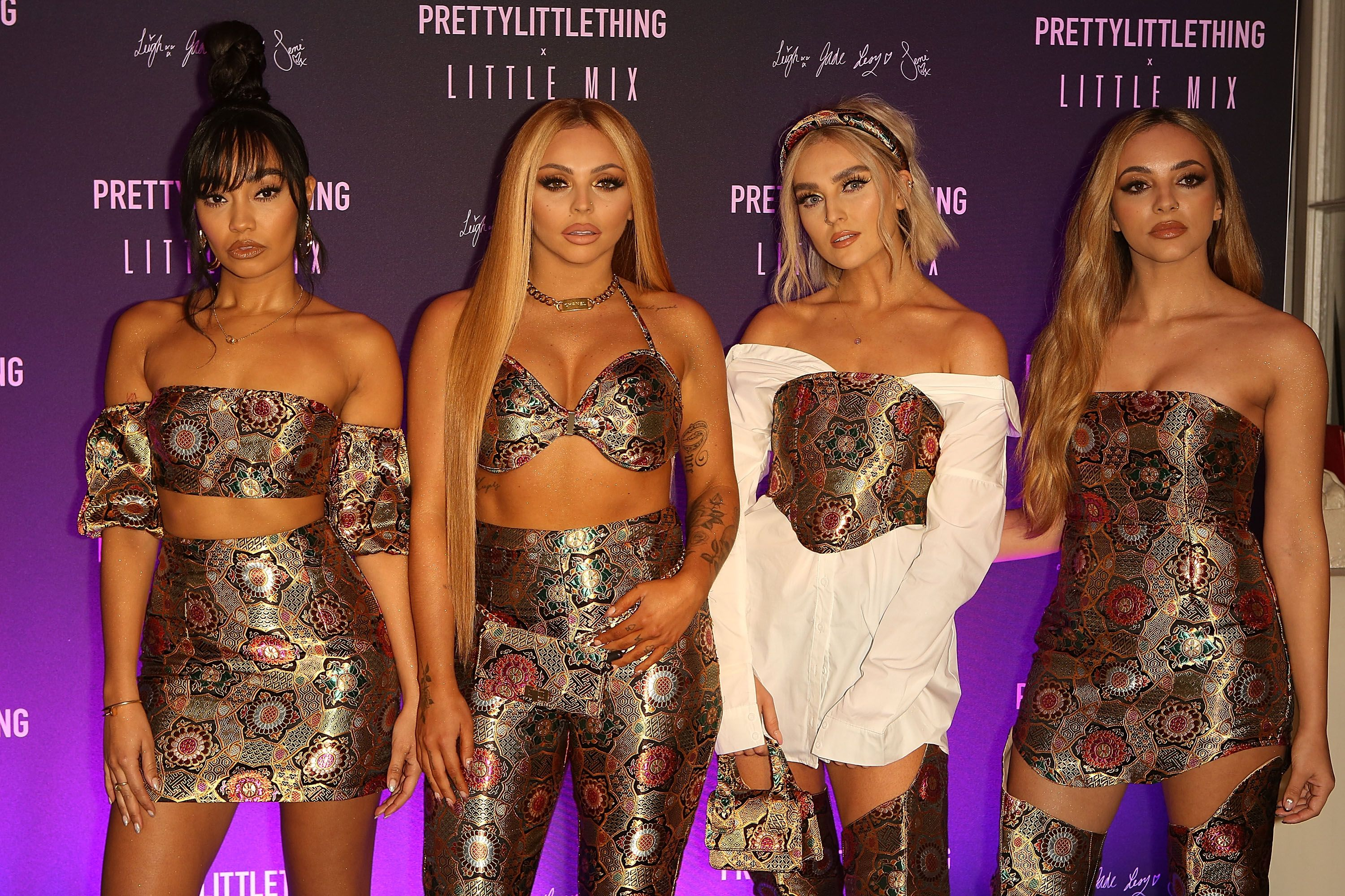 Little Mix at an event