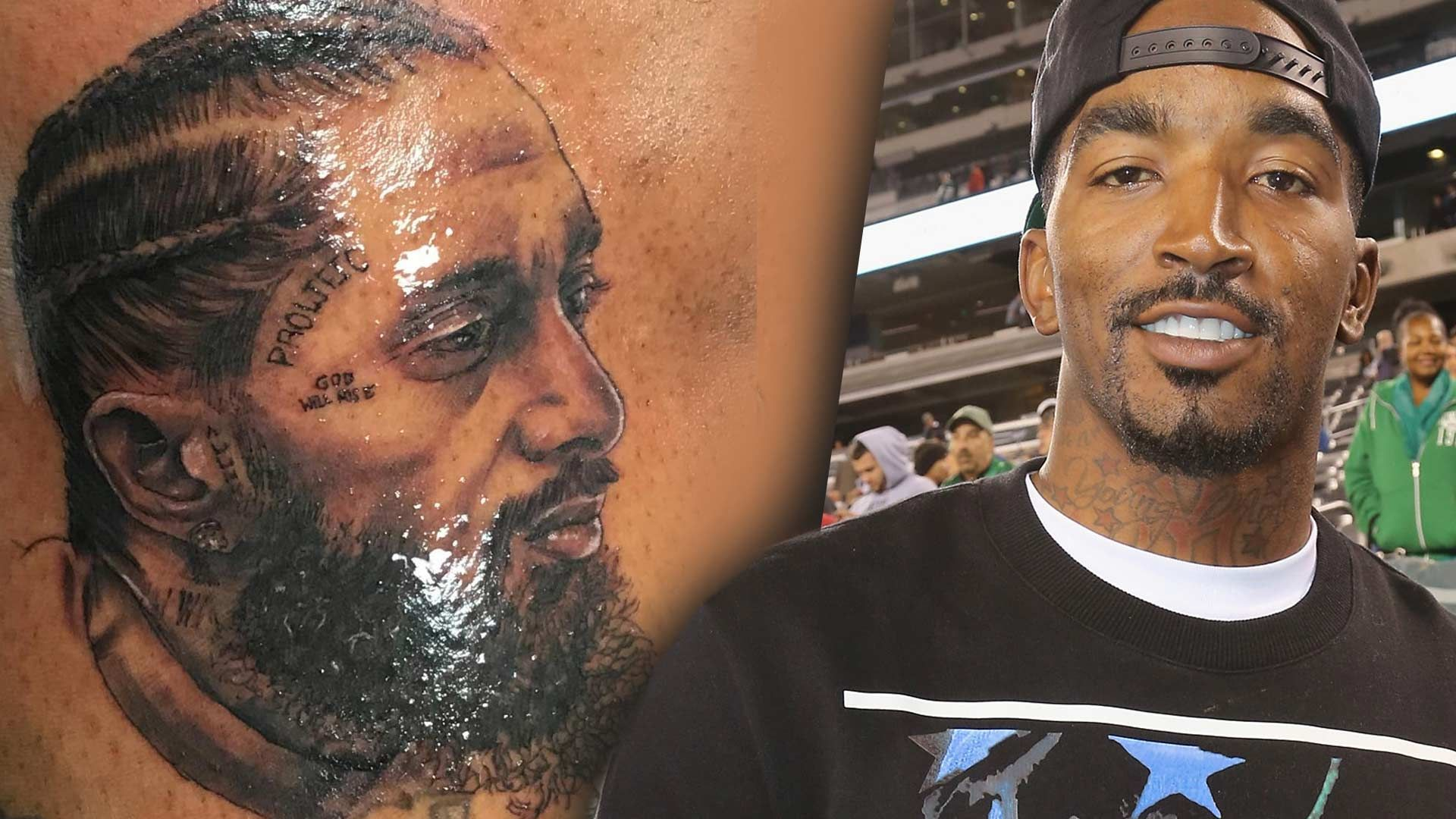 Jr Smith Cavs Haircut