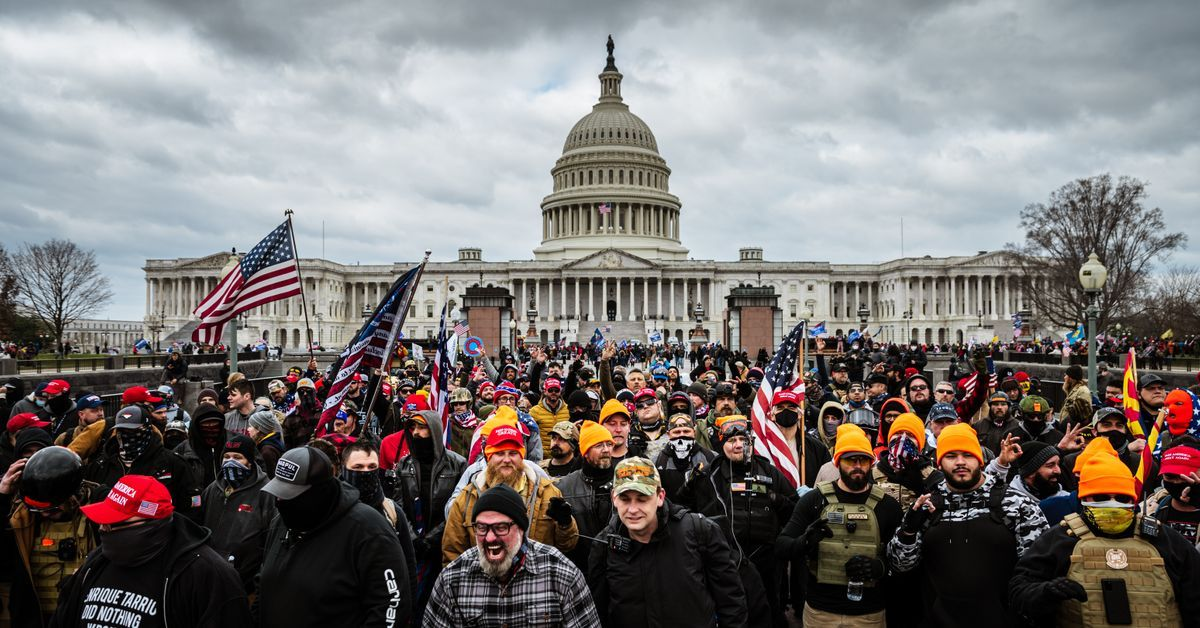Report Turns Up Interesting Fact About Capitol Riot Suspects
