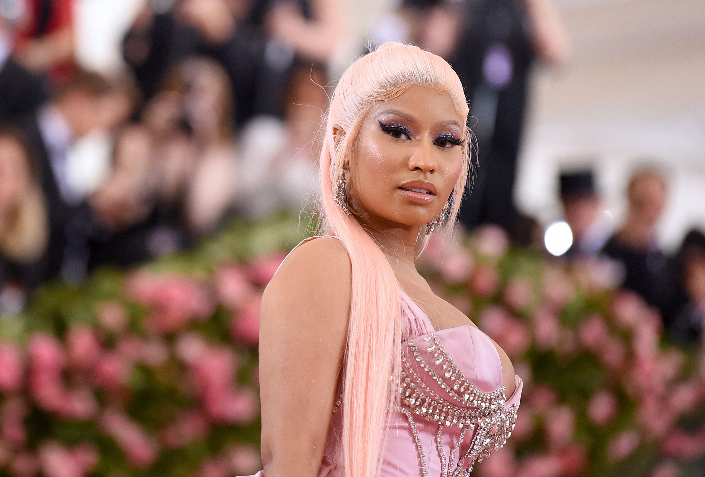 Nicki Minaj at an event