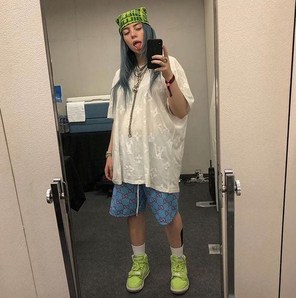 Billie Eilish Shares Why She Made The Decision To Cover Her Chest