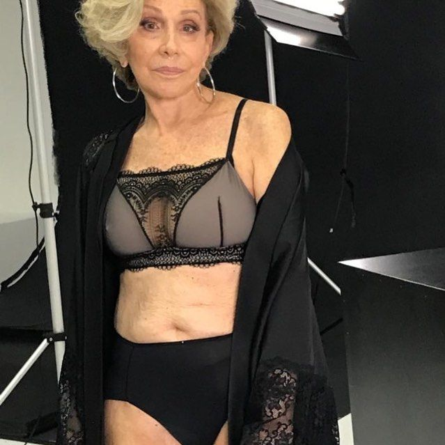 Old sexy women