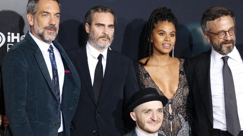 Cast of 'Joker'