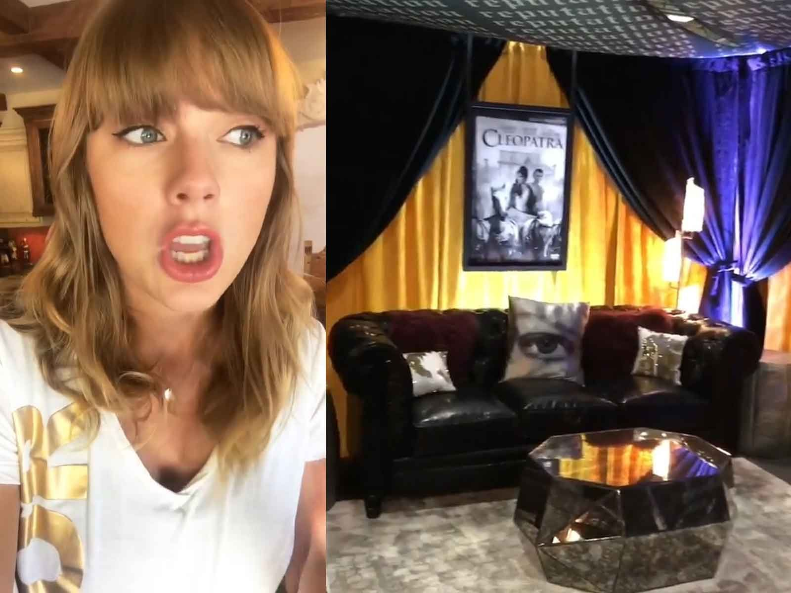 Taylor Swift S Dad Wants To Give You Pocket Lint At Her Concert