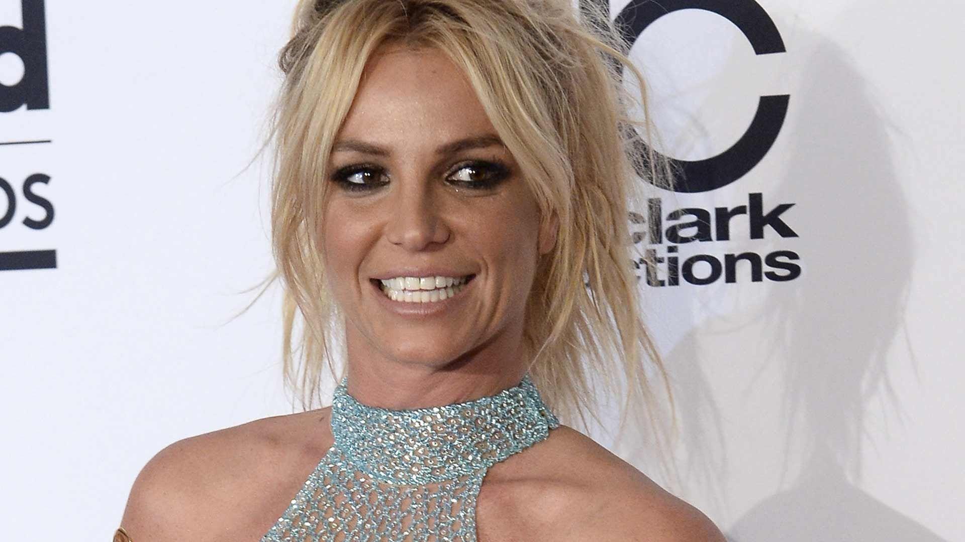 Britney Spears at Billboard Awards, 2016