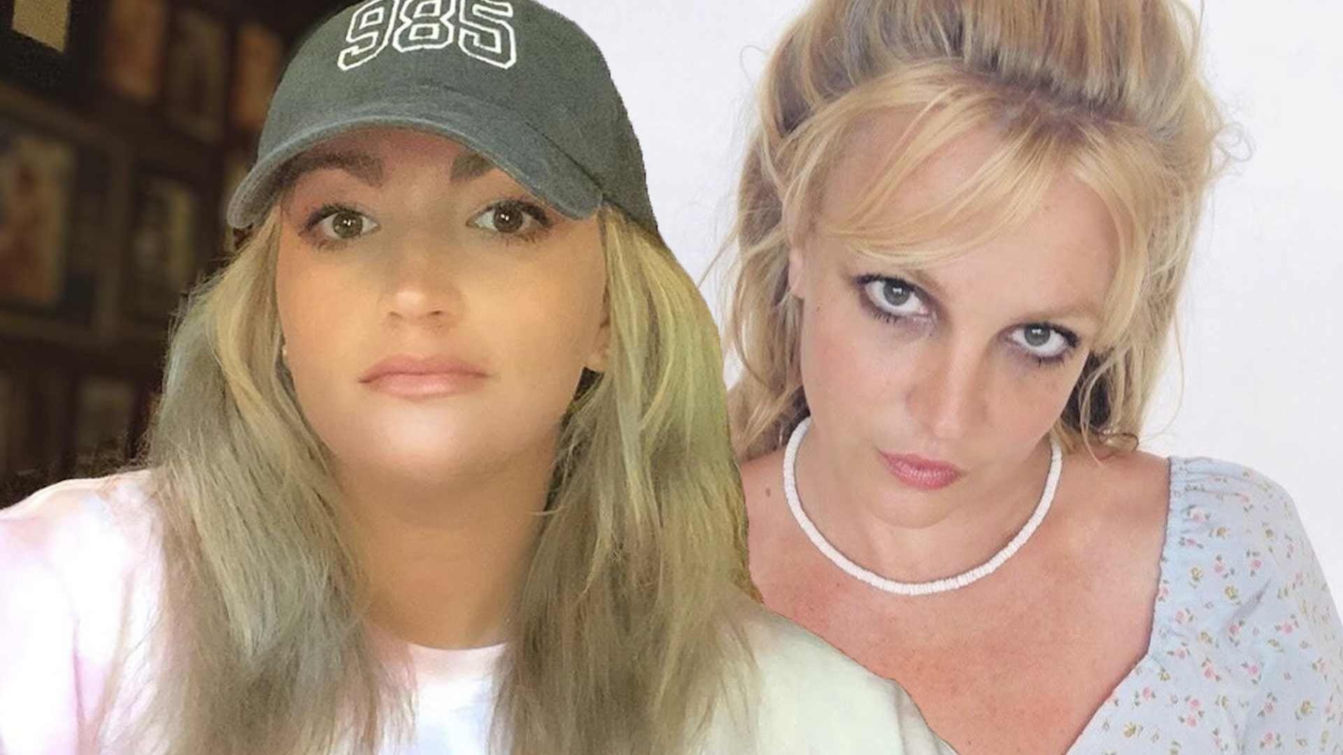 Jamie Lynn Spears Doubles Down On Defending Britney Spears Mental Health