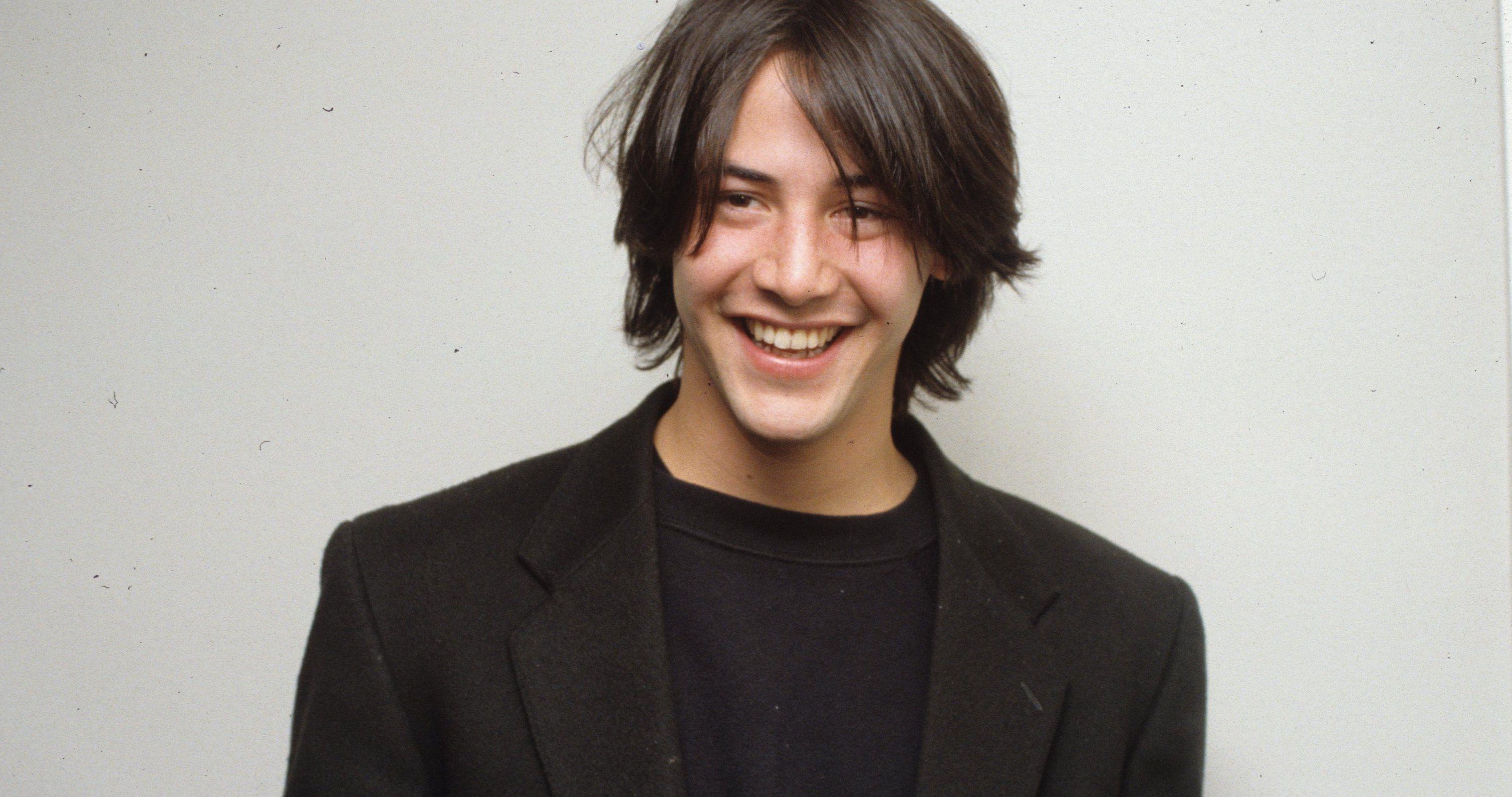 Keanu Reeves .