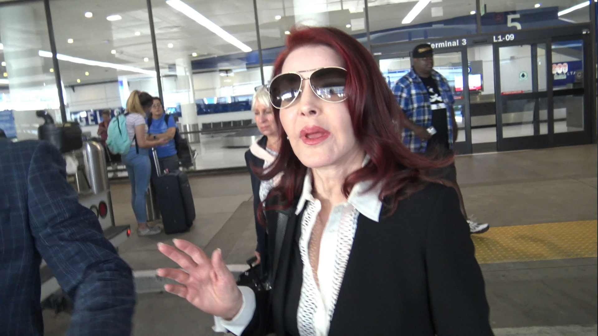 Priscilla Presley Wants Lana Del Rey To Play Her In Elvis Presley