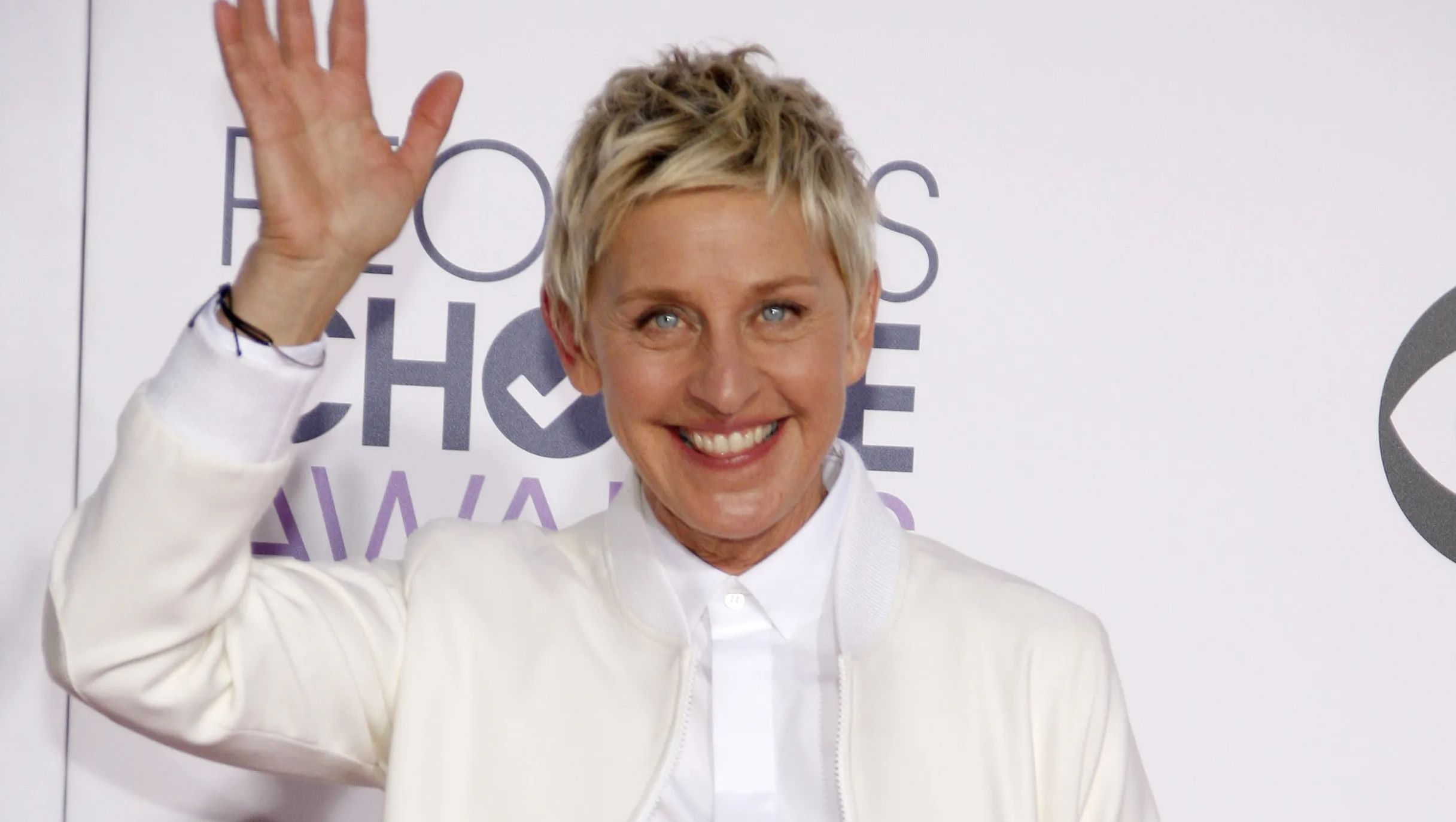 Ellen DeGeneres at an event