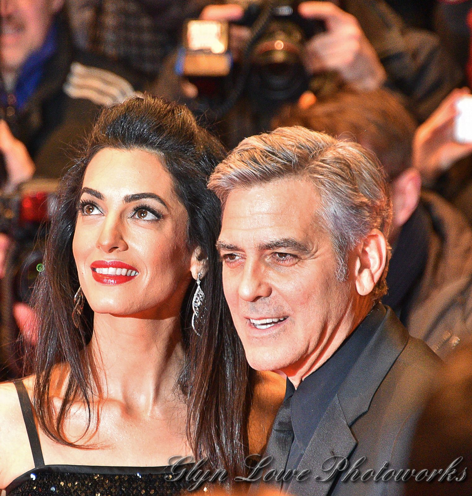 Amal and George Cooney