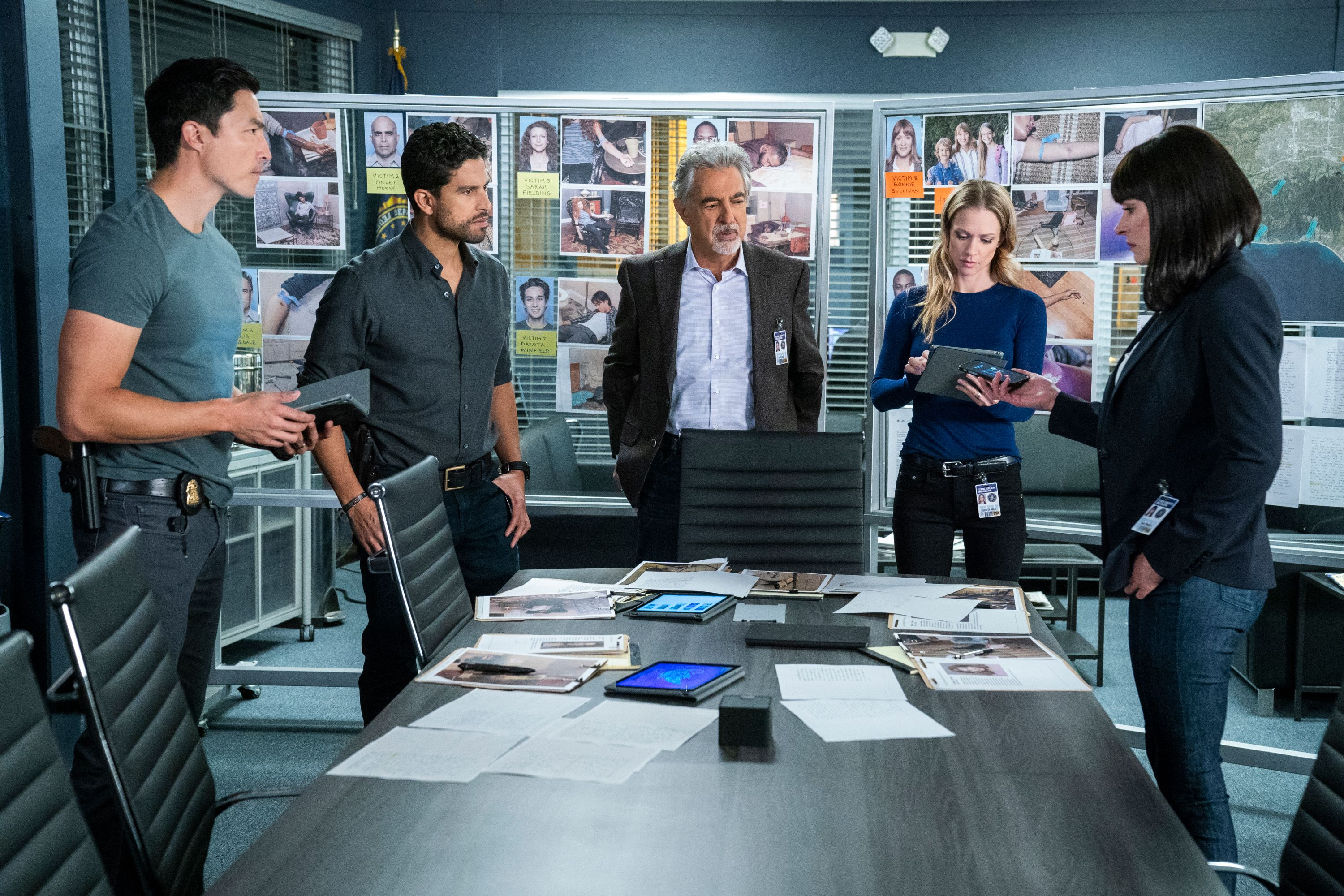 'Criminal Minds' will air the last episode of the series tonight, Feb. 19.