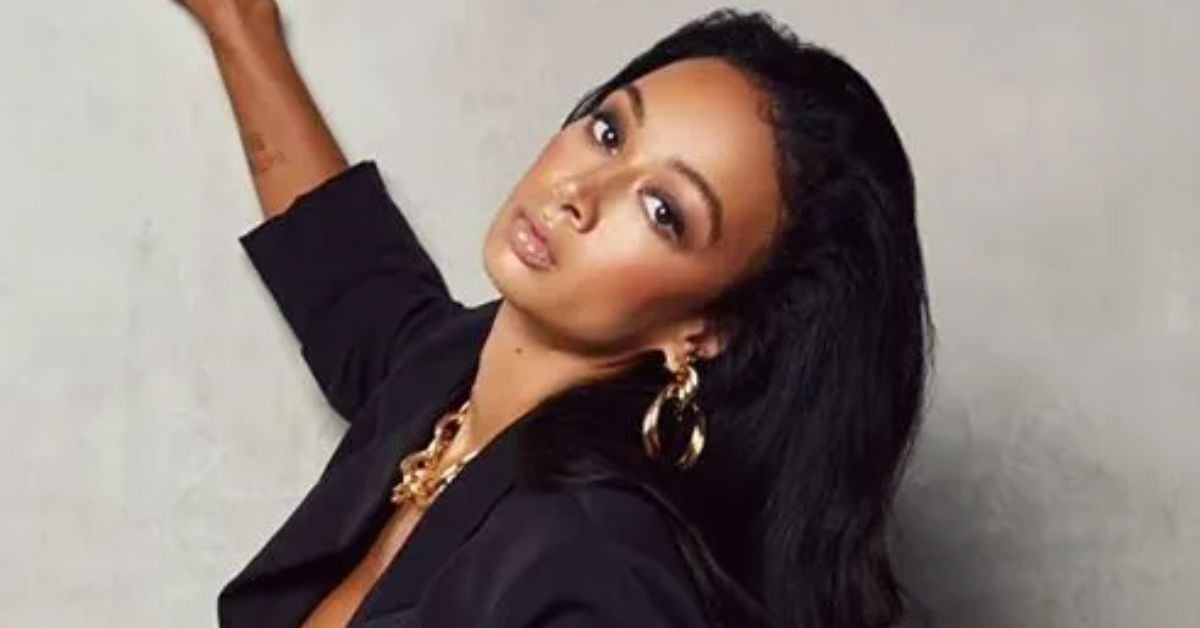 Draya Michele Poses In Pink Bikini As Romance With Tyrod Taylor Heats Up - The Blast