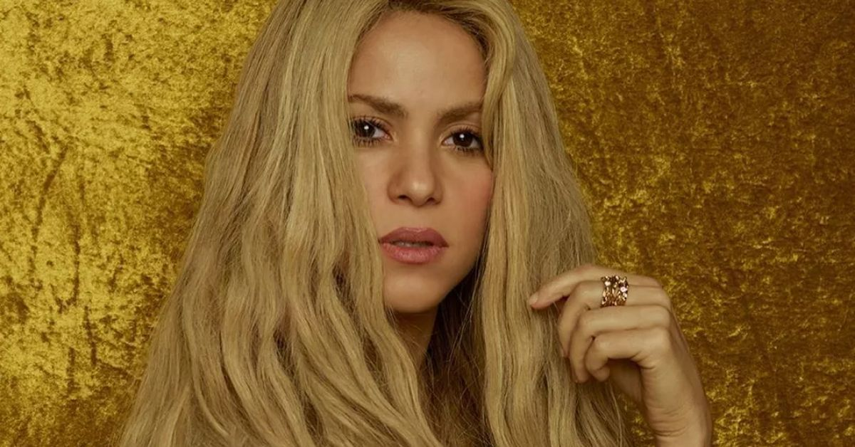 Singer Shakira Shows Off Her Breathtaking Bikini Body In A Skimpy Suit Designed By Her! - The Blast