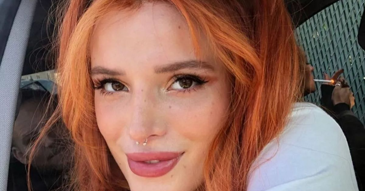 Bella Thorne Goes Braless To Offer Instagram $10,000 Cash - The Blast