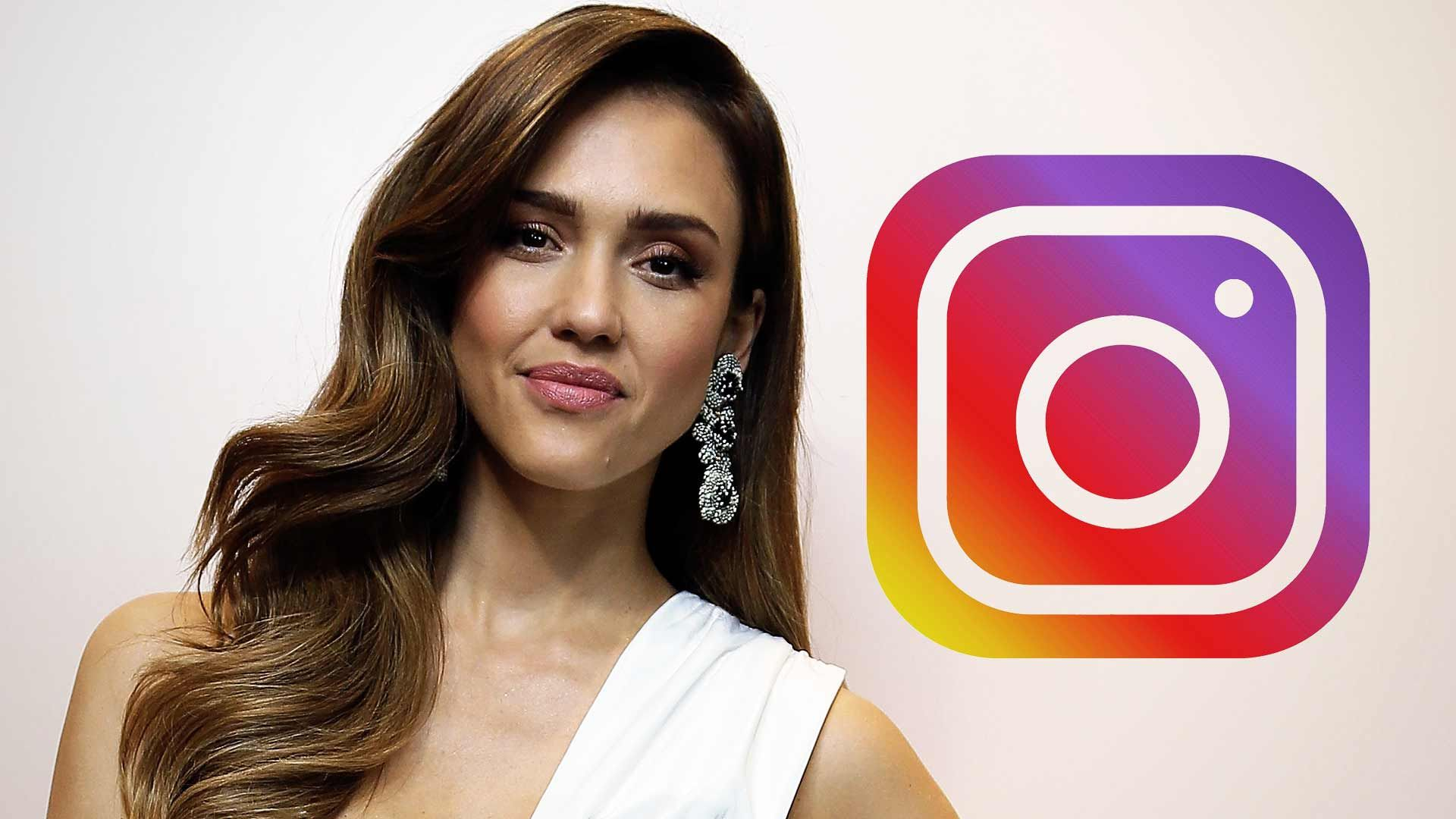 Jessica Alba's Instagram Hacked AGAIN, Filled With Anti