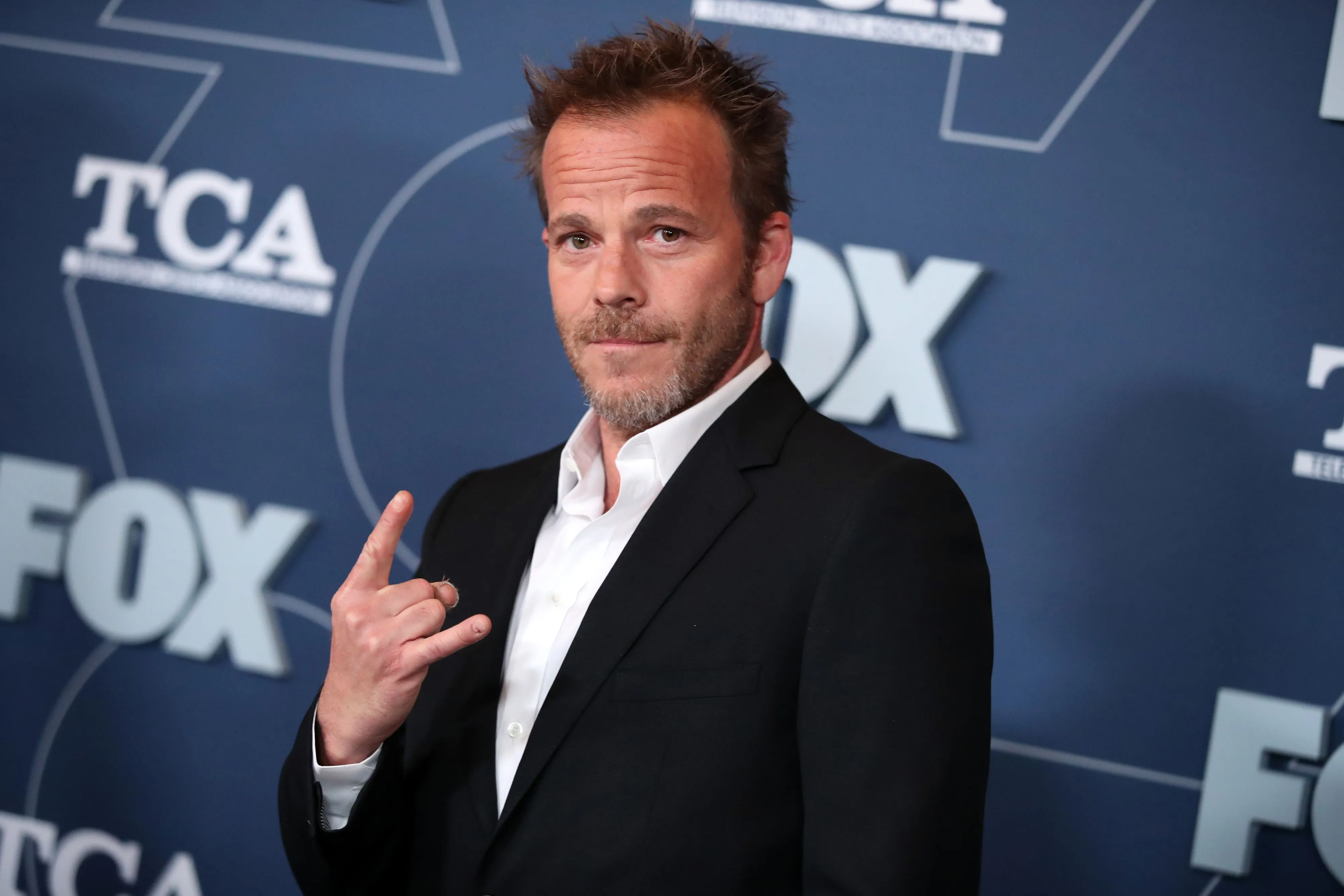 Stephen Dorff poses at an event.