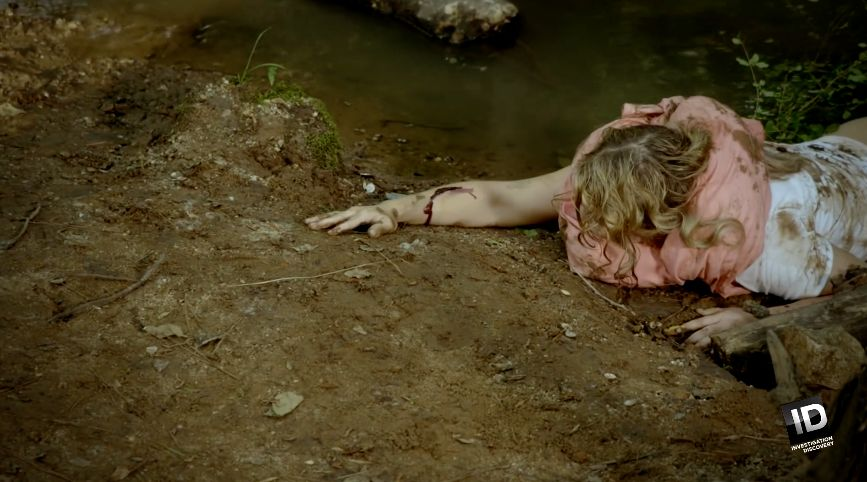 Kimra Lynn Riley murder re-enacted.